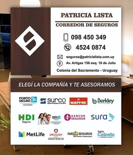 Patricia Lista Corredor de Seguros