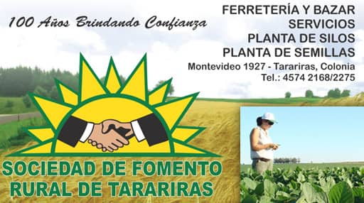 Sociedad de Fomento Rural de Tarariras